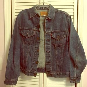 Men's Vintage Levi's denim jacket